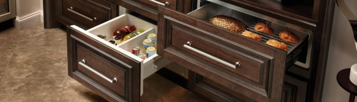 Schuler Cabinetry Smart Storage Cabinets