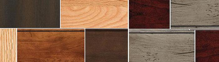 Schuler Cabinetry Wood Finishes