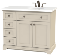 Schuler Cabinetry Chambray Cabinets