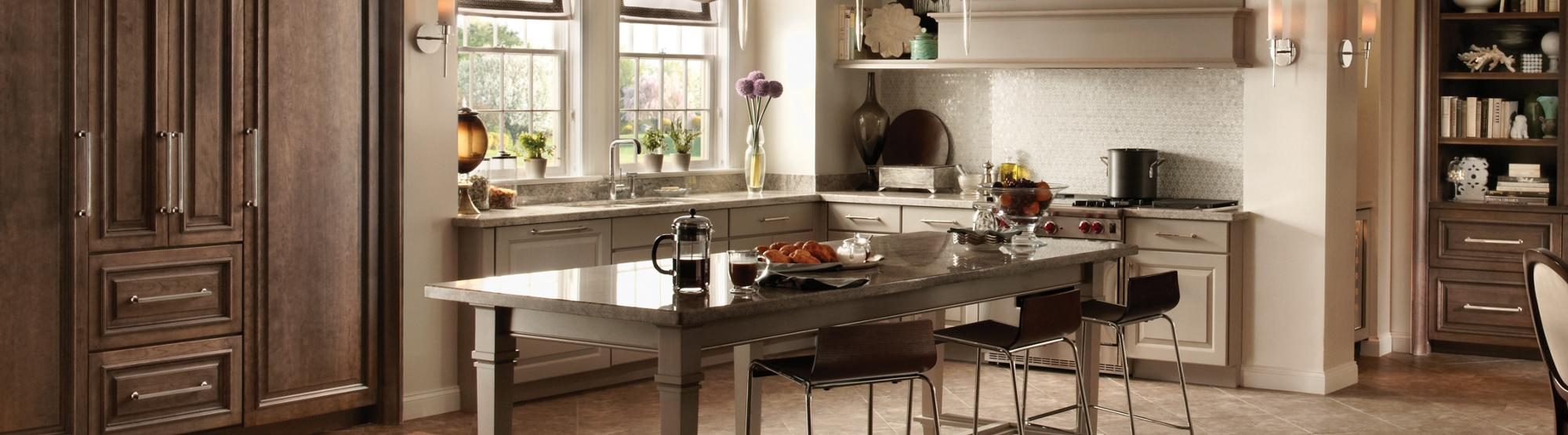 Schuler Cabinetry Smooth, Even Finish