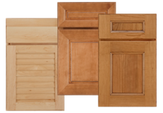 Schuler Cabinetry Simply Bath Door Styles
