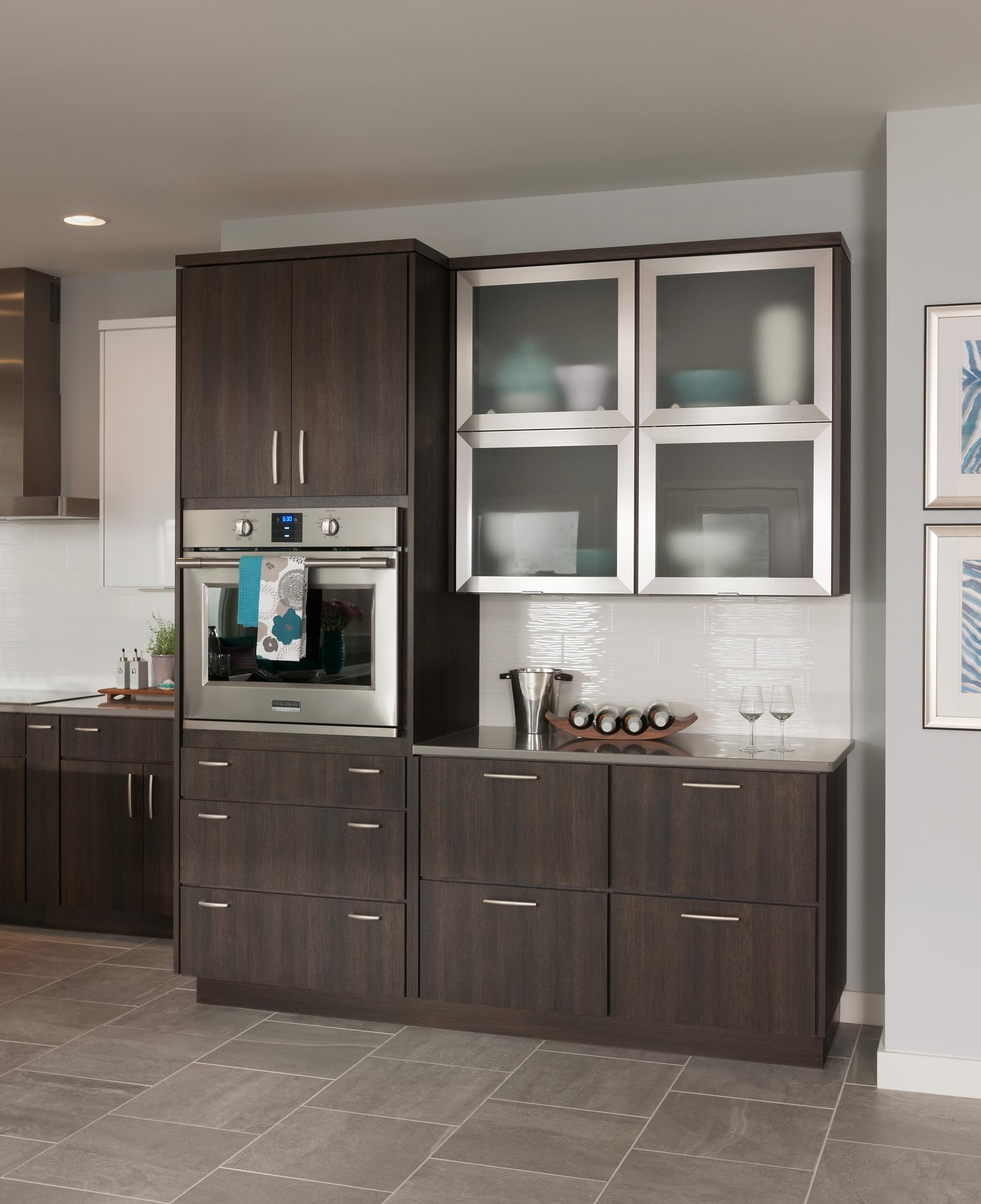 Hilton And Denali Schuler Cabinetry At Lowes