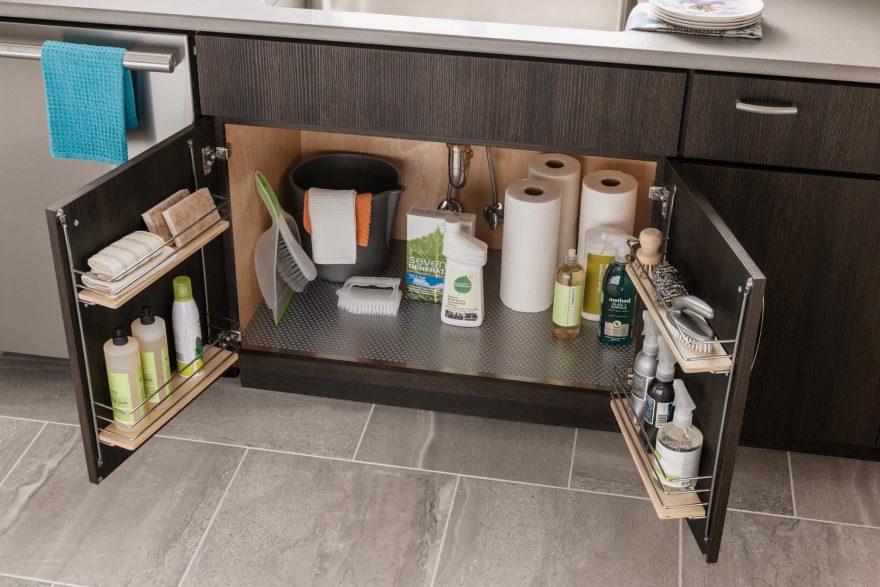 Smart Sink Base Schuler Cabinetry At Lowes