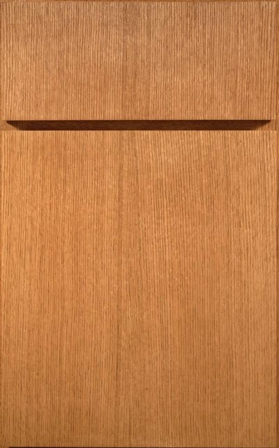 Straight-Grain Oak