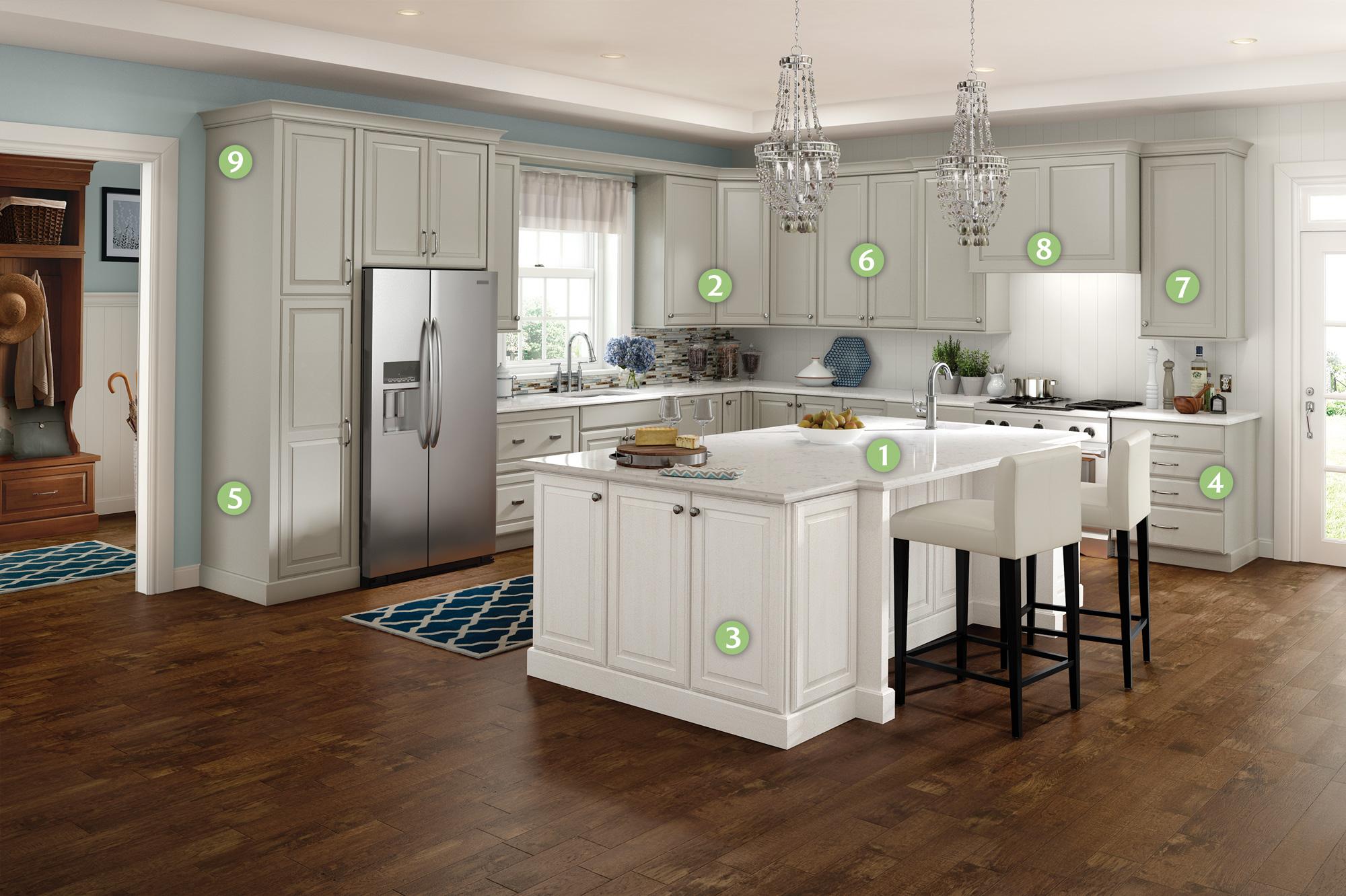 Kitchen After Personalization