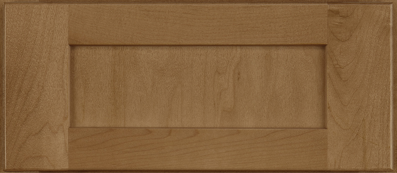 Biscotti Stain Drawer Front